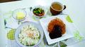 スマイルキッチン行事食【7.23頑張れ日本!】